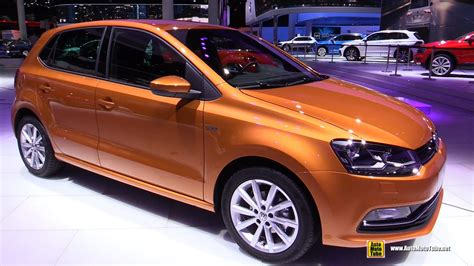 volkswagen polo 2016 interior 2016 volkswagen polo tsi bluemotion exterior and