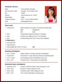 Difference Between Curriculum Vitae And Resume by Curriculum Vitae Devpost