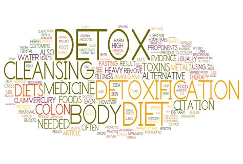 Detox For Health by Detoxification Cleaning For The