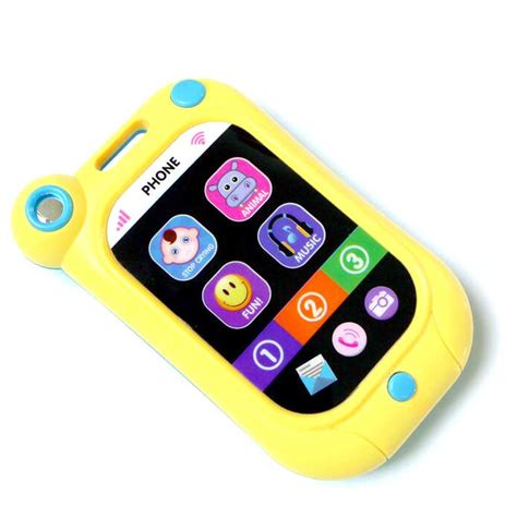 Mainan Anak Phone Jerapah Telepon Musik Buah Phone Gir kualitas tinggi mainan ponsel pintar beli murah mainan ponsel pintar lots from high quality