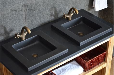 square drop in sink 18 quot x18 quot drop in square black mongolia black bathroom sink