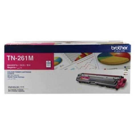 Toner Tn 261 tn 261 magenta toner cartridge