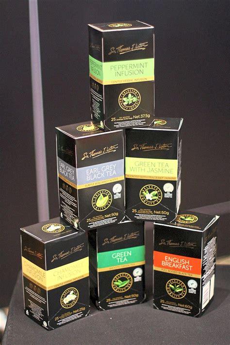 Teh Lipton Di Malaysia wajah baru untuk jenama teh yang telah wujud sejak 1879