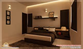 Interior Ideas For Bedroom Beautiful Home Interior Designs House Design Plans