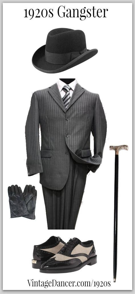 1920s Gangster   How to Dress Like Bootlegger Al Capone