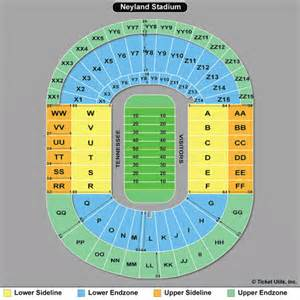 Ut Football Tickets Tennessee Volunteers Tickets 2015 Schedule Ticketcity