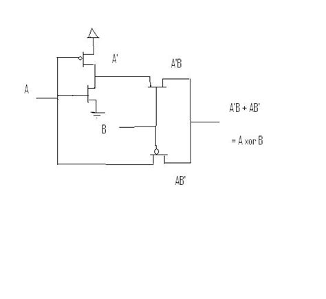 xor gate transistor level pixie transceiver schematic pixie get free image about wiring diagram