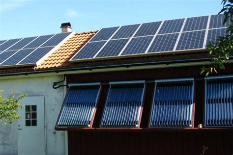 types of solar panels for homes what are the different types of solar panels the green home
