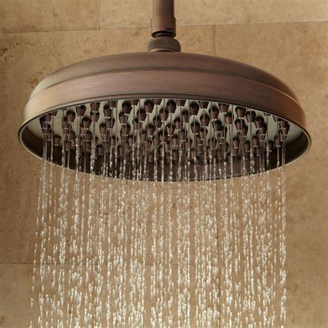ceiling mount shower heads lambert rainfall nozzle shower bathroom