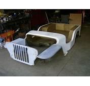 Jeep Fiberglass Body Parts