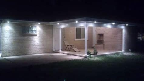recessed porch light fixtures  outdoor recessed