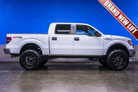 2010 ford f150 wheels 2010 ford f 150 xlt 4x4 lifted truck for sale w brand new