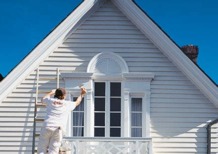how to paint a house professional house painter