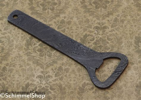 Handmade Bottle Openers - awesome handmade damascus bottle opener awesome to or