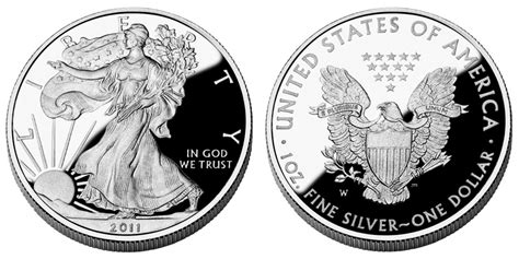 1 troy ounce american silver eagle coin value 2011 w american silver eagle bullion coins proof one troy