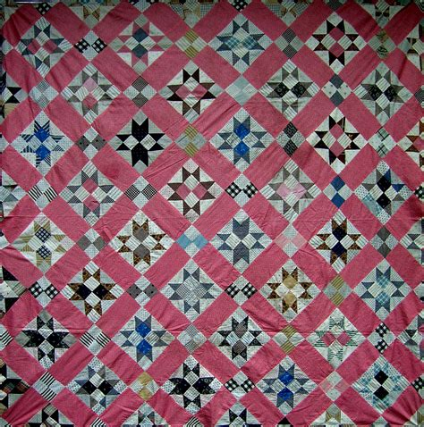 Antique Quilts Sawtoothstar 1 Jpg 1262 215 1273 Quilty Things