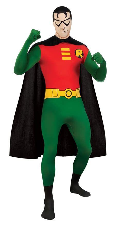 robin dc comics 2nd skin men costume 50 99 the