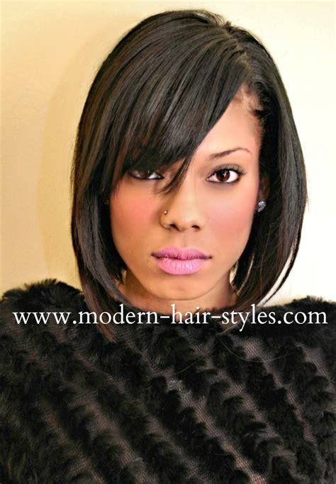 Hairstyles For Black With Relaxed Hair 2016 by 2016 Black Hair Styles Black Hair Weave Styles Black