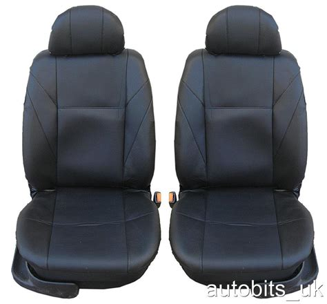 vw bora seat covers front leather black seat covers for vw polo bora jetta