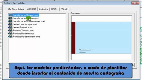 Crear Layout En Arcgis | como crear layout en arcgis youtube