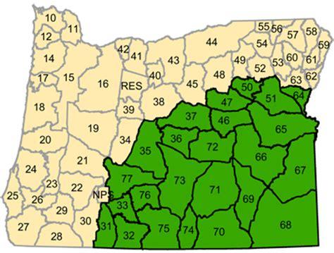 map of oregon units mcnab s medicine rant
