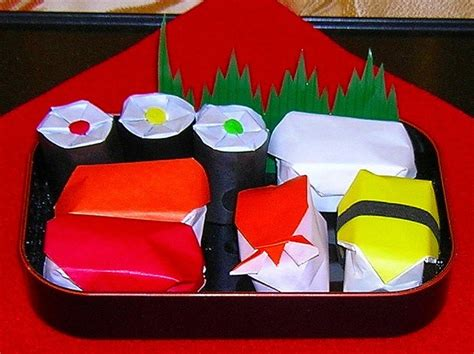 Origami Sushi Rock - 17 best images about origami on sushi