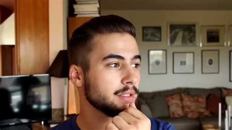 Pomade Pompadour modern pompadour mens hairstyle tutorial mister