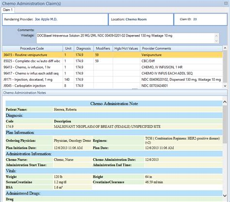 curemd oncology ehr software web based solution for