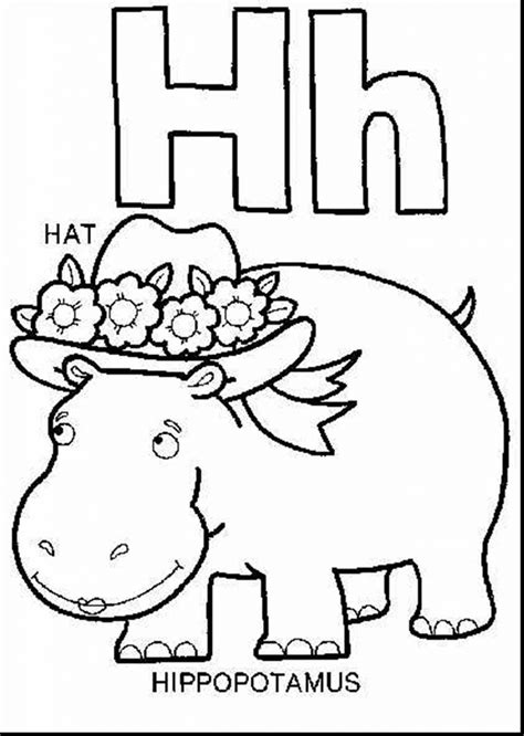 coloring pages for letter h letter h coloring pages coloringsuite com