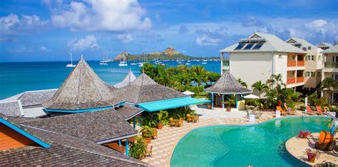 st bay resort resorts in st lucia hotels bay gardens resorts
