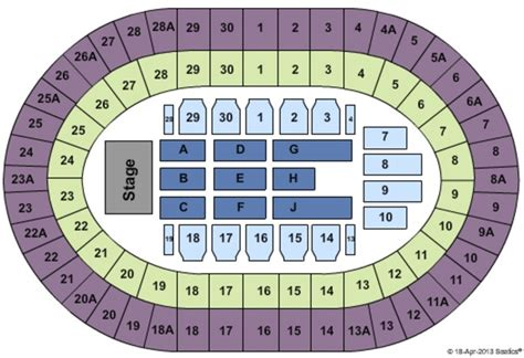 la sports arena seating chart los angeles sports arena tickets in los angeles california