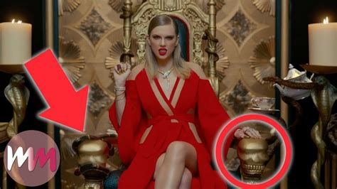 taylor swift lwymmd cat mask top 10 references you missed in taylor swift s quot look what