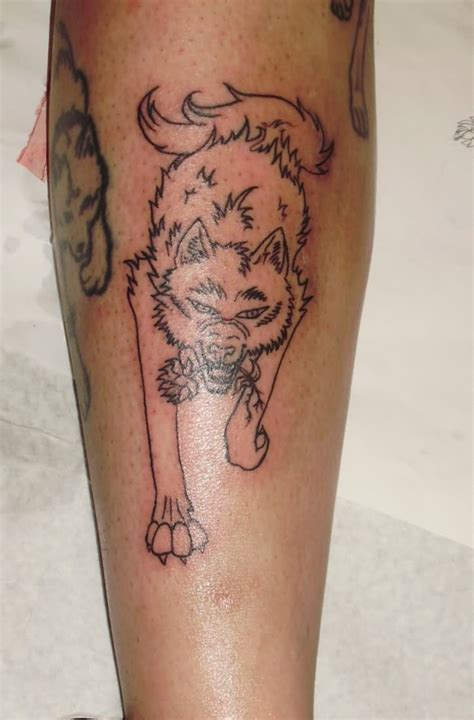 tattoo on leg for men leg tattoos for tattoos