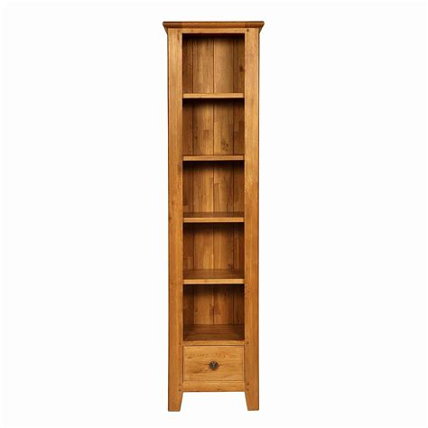 narrow bookcases uk whitehaven painted narrow bookcase