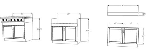 ikea sektion inside dimensions ikea kitchen hack a base cabinet for farmhouse sinks and