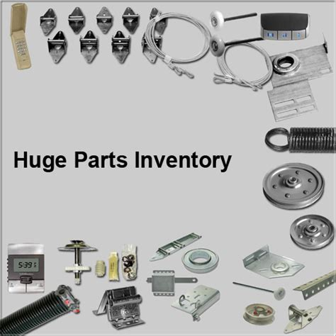 Garage Door Partsv 2 3 Renner Supply Overhead Door Parts