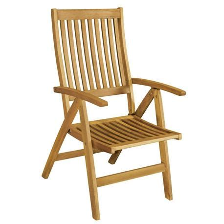 armchair position armchair position folding armchair 5 positions acacia wood