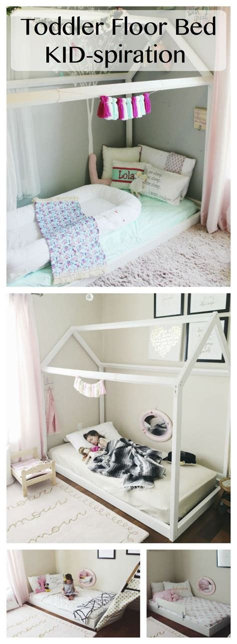 tips for girls in bed for all your toddler floor bed inspirations and tips visit