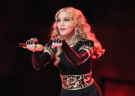 Madonnas Televised Appearance by Madonna Announces World Tour Dates