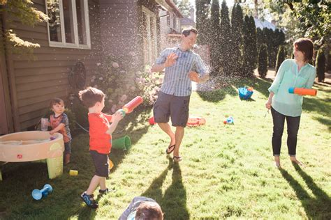 Backyard Documentary by Backyard Documentary Family Photographer In Portland
