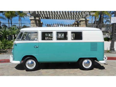 volkswagen bus 1966 volkswagen bus for sale classiccars com cc 967024