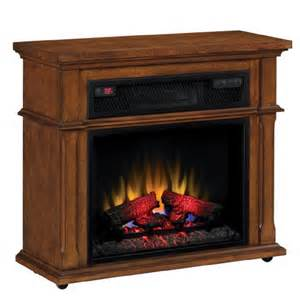 Duraflame Electric Fireplace Shop Duraflame 33 In W 5 200 Btu Vintage Mahogany Wood Infrared Quartz Electric Fireplace With