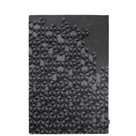 teppich 2x3m hue anthracite grey tufted carpet 2x3m rosenthal