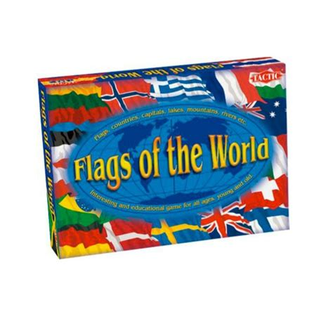 Flags Of The World Game Argos | flags of the world game from argos christmas games 10