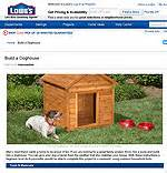 lowes build a dog house dog house plans how to build a dog house
