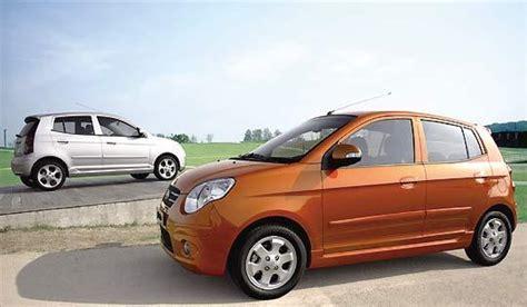 Small Car Kia New Picanto To Boost Kia S Small Car Fortunes