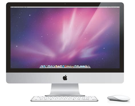 Desk For 27 Inch Imac by Apple Imac Mc813ll A 27 Inch Desktop Ebay