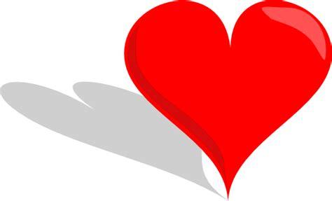 3d hearts 3d clip at clker vector clip