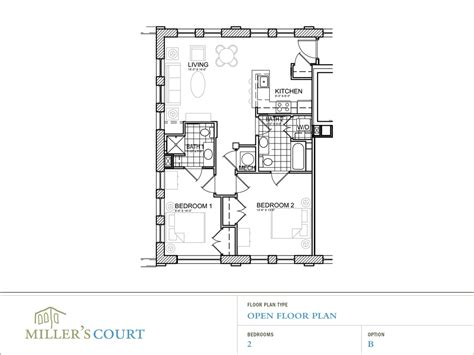 open floor plan designs floor plans