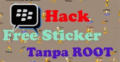 kumpulan cheat mod hack game android tanpa root tutorial free stiker bbm mod versi terbaru tanpa root
